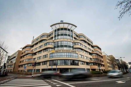 Crown Business Center | Schipholweg 103 Leiden - Flexplek